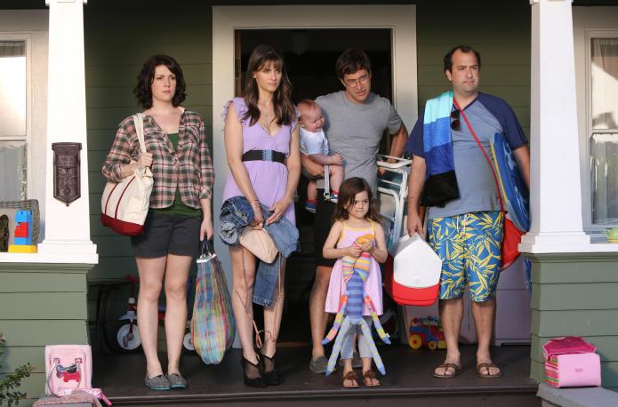 HBO renews Togetherness and we could