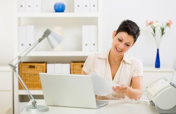 7 Home office organization tips
