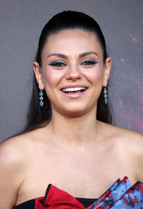 Mila Kunis red carpet