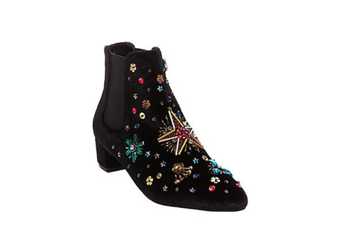 Chic Pairs Of Party Shoes | Betsey Johnson Jax boots