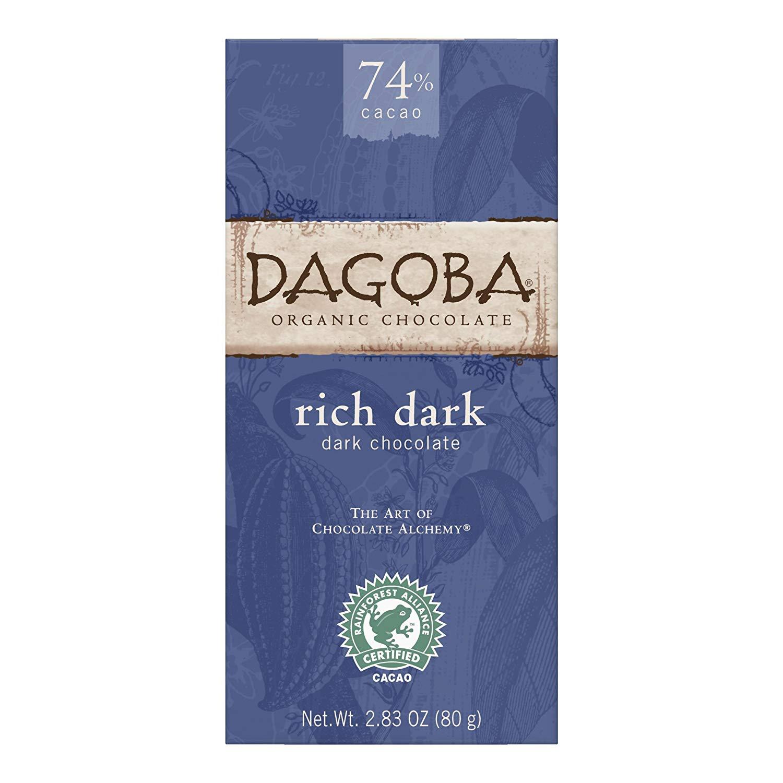 Dagoba organic chocolate eclipse