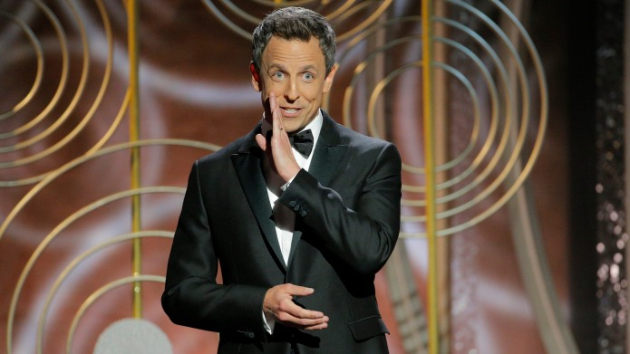 These Are Seth Meyers' Sickest Burns