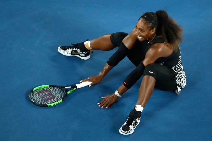 Serena Williams Austrailian Open