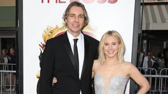 Kristen Bell and Dax Shepard Continue