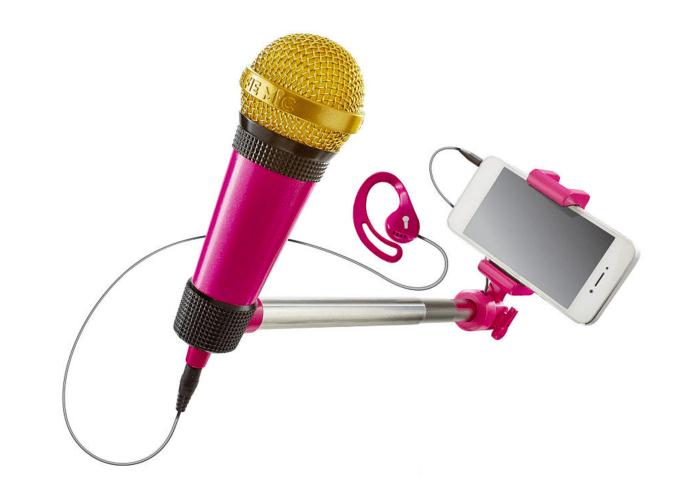 Selfie Mic Music Set