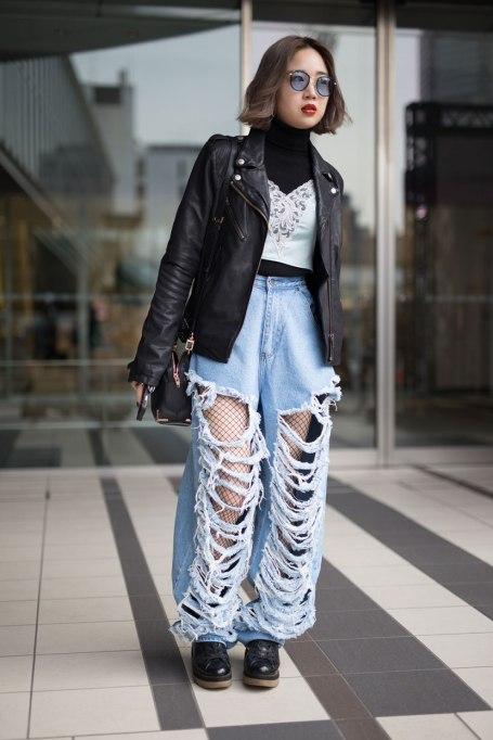 Ways To Wear A Turtleneck | Layered Street Style