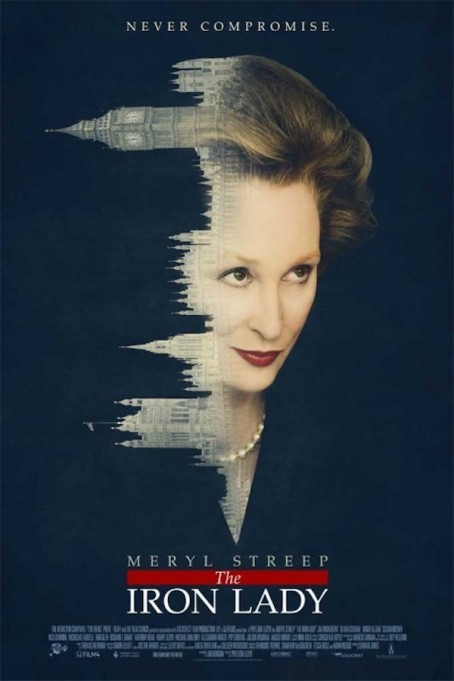 the iron lady movie posters