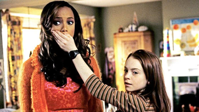 Still of Tyra Banks and Linday
