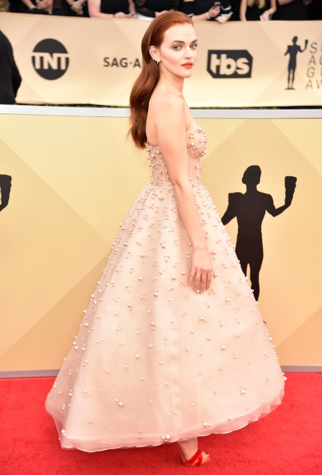 2018 SAG Awards Best Dressed: Madeline Brewer