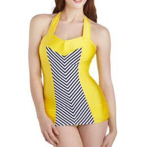 6 Stylish one-piece swimsuits for summer