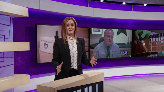 Full Frontal with Samantha Bee Proves