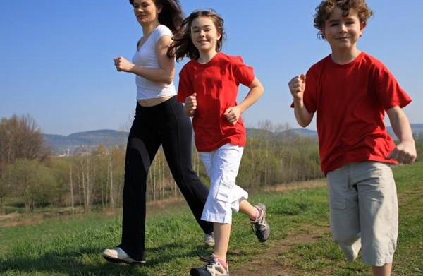 Getting your sedentary children moving