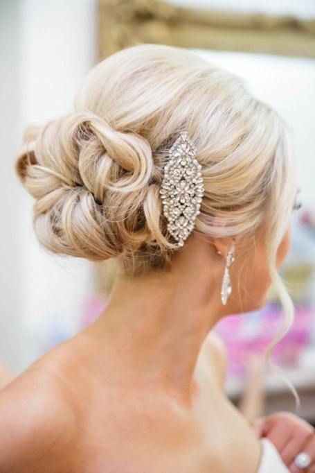 Ethereal Bridal Hair Accessories | Bridal Hair Comb