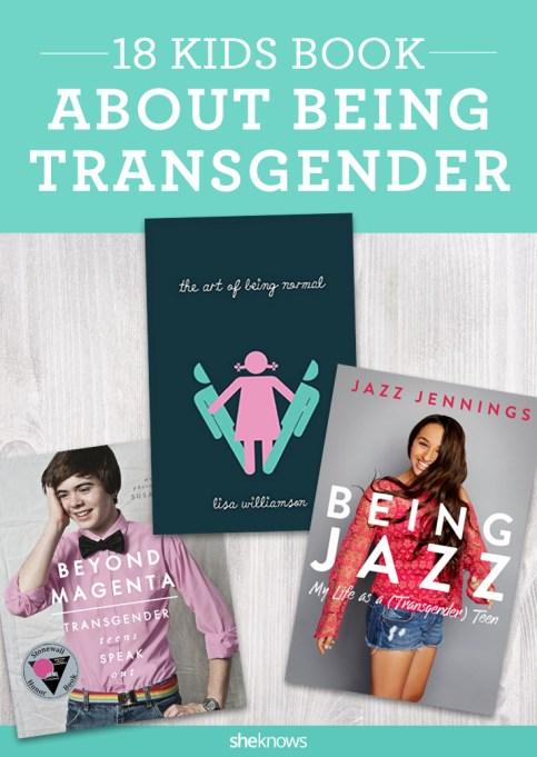 transgender books for kids