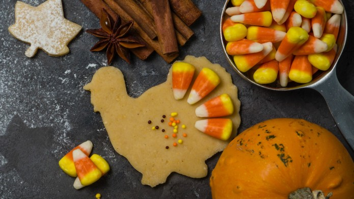 Turkey-Shaped Thanksgiving Treats Too Adorable Not