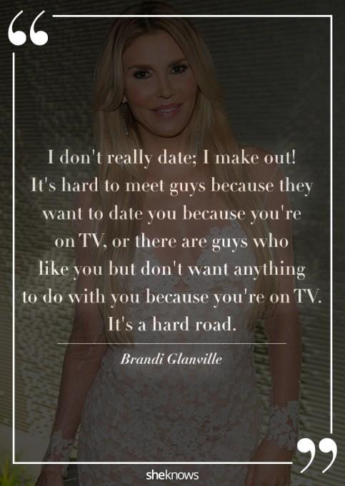Brandi Glanville quote