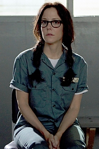 Weeds season 7 finds Nancy (Mary-Louise Parker) on her way to a halfway house
