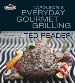 Napolean's Everyday Gourmet Grilling cookbook