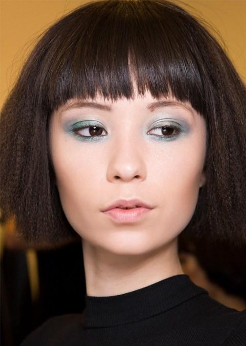 30 Summer Makeup Ideas: Blue Smokey Eye