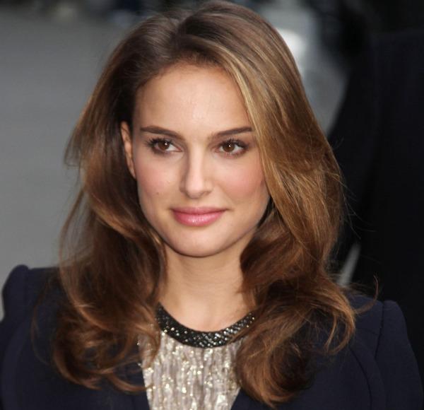 Natalie Portman - Loose, wavy hairstyle