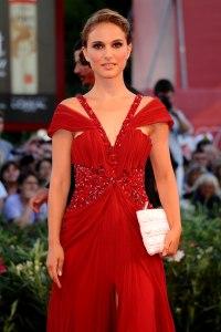 Natalie Portman at the Black Swan Venice premiere