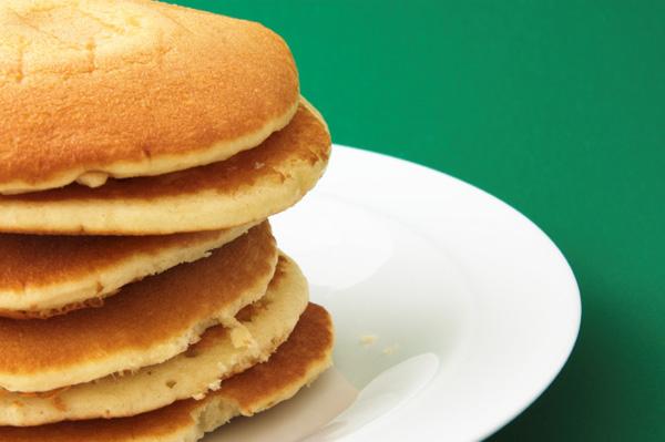 National Pancake Month