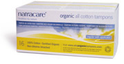 Natracare Feminine Hygiene Products
