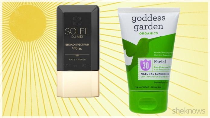 6 Natural and organic sunscreen reviews