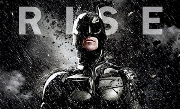 Third and final Batman movie keeping