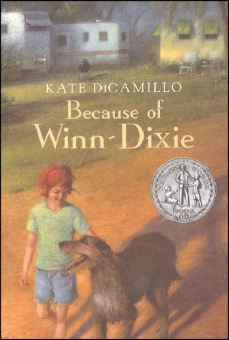 Books for girls: Because of Winn-Dixie