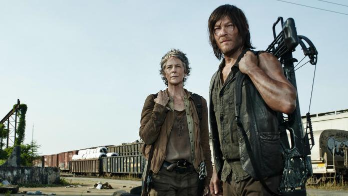 Did The Walking Dead Season 5
