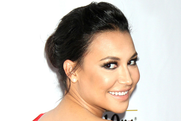 Naya Rivera at the 2012 GLAAD Media Awards