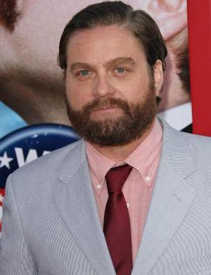 Did Zach Galifianakis get married over