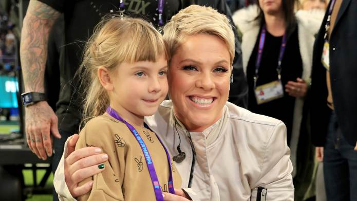 Why Pink Staged a 'Sit-In' at