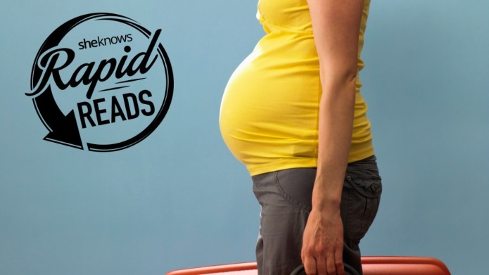 Possible travel warning for pregnant women