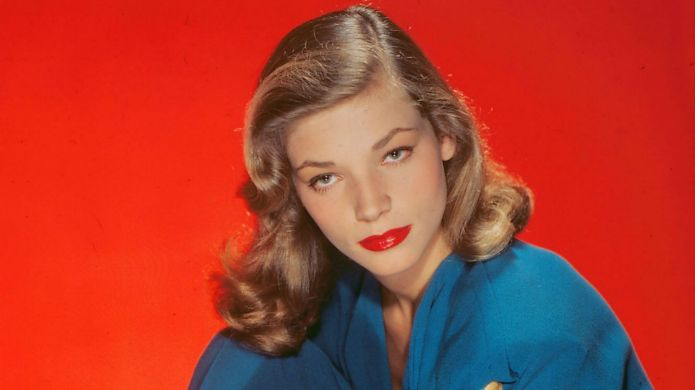 A Look Back at Lauren Bacall's