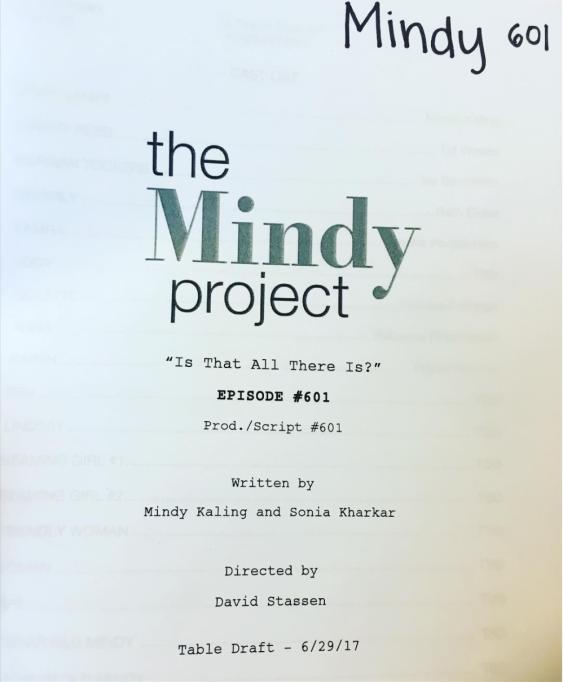 These sneak peek photos from Mindy Project's final season tease a lot.