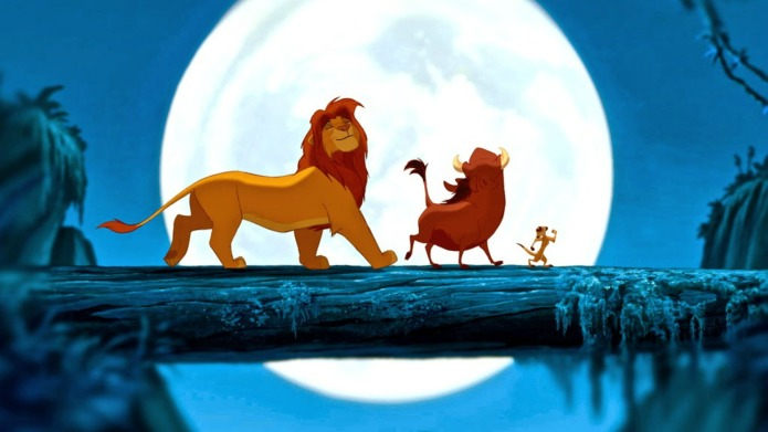 'The Lion King' remake is a