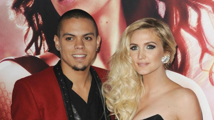 Ashlee Simpson and Evan Ross to