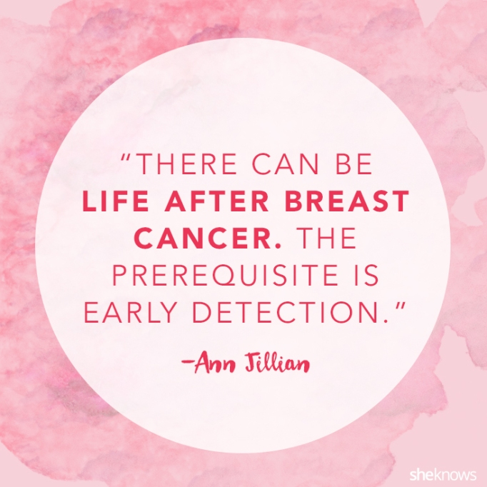 22 Powerful Quotes From Real Breast Cancer Survivors