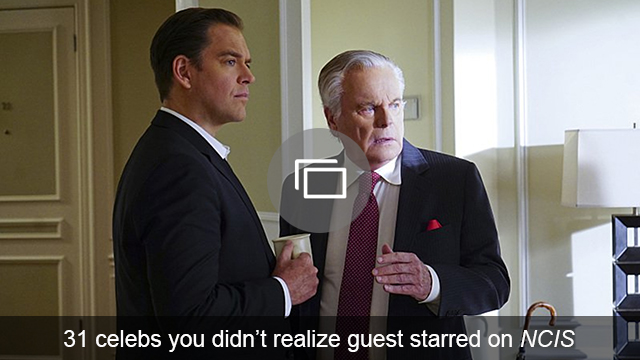 NCIS guest stars slideshow