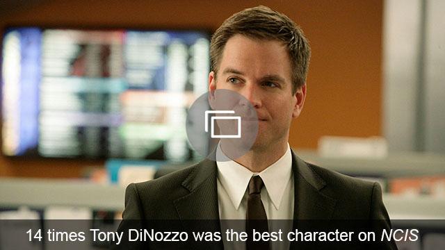 NCIS Tony DiNozzo slideshow