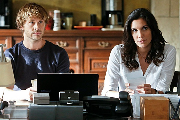 Did NCIS: Los Angeles' Kensi and Deeks really hook up?
