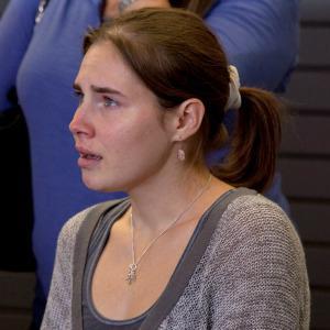 """Amanda Knox """"frightened and saddened"""" by"""