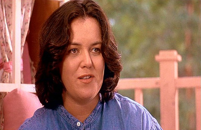 Rosie O'Donnell on Now and Then