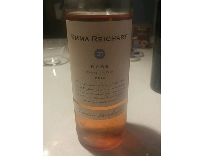Trader Joe's Emma Reichart Rosé