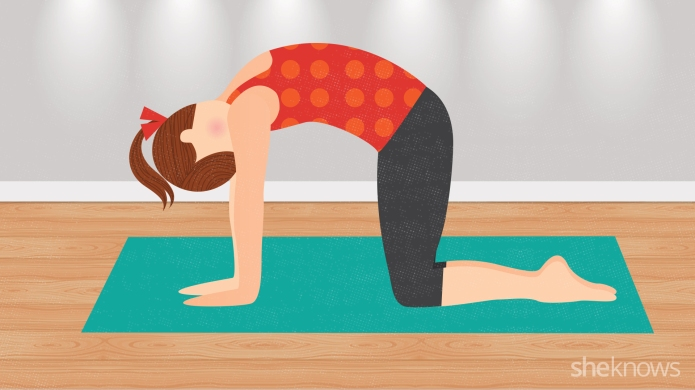 11 Relaxing yoga poses to try