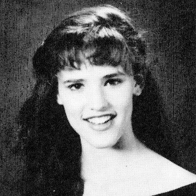 Jennifer Garner Yearbook Photo