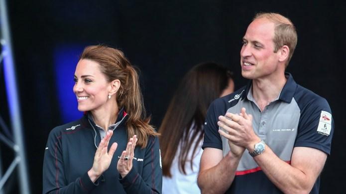 Kate Middleton & Prince William may