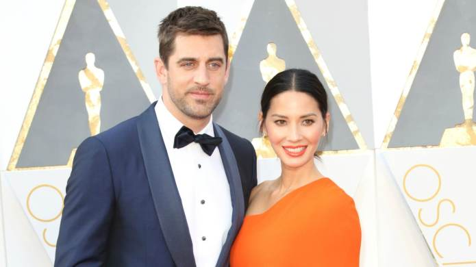 Aaron Rodgers Is Dating Again, &